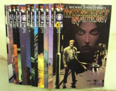 Midnight Nation Complete Series #1-12