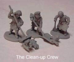 Clean Up Crew, The