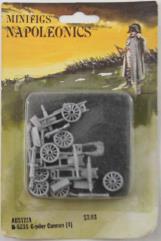 Austrian 6-pdr. Cannon