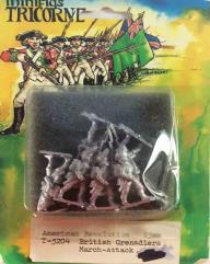 British Grenadiers Marching
