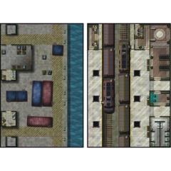 Mighty Maps #1 - Dock/Train Station