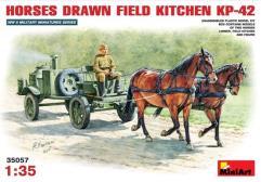 Horse-Drawn Field Kitchen KP-42