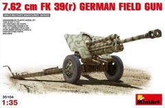 German 7.62cm FK 39(r) Field Gun