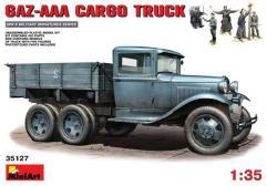 GAZ-AAA Cargo Truck