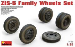ZIS-5 Family Wheels Set