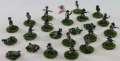 Dismounted U.S. Cavalry Collection #4