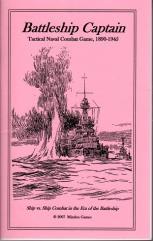 Battleship Captain (1st Edition)