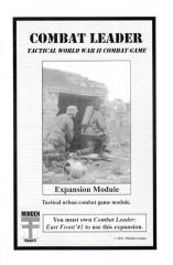 Combat Leader - Expansion Module