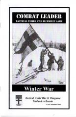 Combat Leader - Winter War