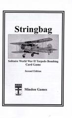 Stringbag - Solitaire World War II Torpedo Bombing Card Game (2nd Edition)