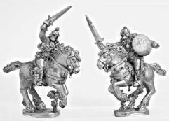 Cavalrymen #1