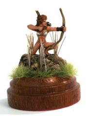 Barbarian Female Archer
