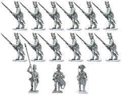 Austrian Fusiliers 1796-1798