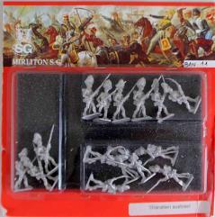 Austrian Grenadiers 1809-1815 - Attacking