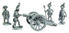 Austrian Artillery 1805