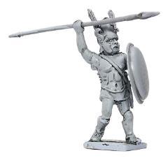 Apulian Warriors w/Lance and Shield