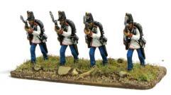 Austrian Grenadiers w/Command 1850-1866 - Attack March
