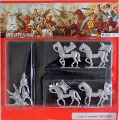 Austrian Dragoons - Walking