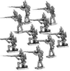 British Line Infantry 1815 - Firing
