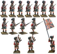 Highlander Infantry 1815 #2