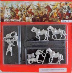 Austrian Curassiers 1798-1806 - Walking