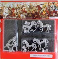 Austrian Dragoons 1798-1806 - Walking