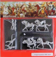 Austrian Dragoons 1806-1814 - Walking