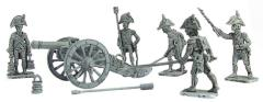Artillery & Crew 1791-1804