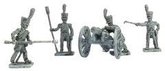 Artillery & Crew 1810-1812