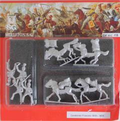 Carabineers 1810-1815 - Charging