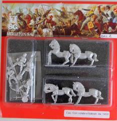 Cavalrymen and Crossbowmen