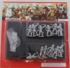 100 Years War - French Infantry