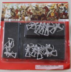 English Archers 1350-1400