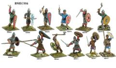 Norman/Saxon Warriors
