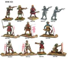 Commune Wars - Pavisiers & Crossbowmen 1200-1330