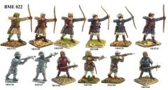 Commune Wars - Archers & Crossbowmen 1200-1330