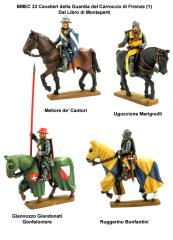 Commune Wars - Knights of the Florentine Carroccio's Guard #1
