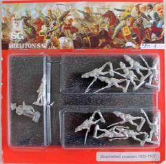 Prussian Musketeers 1805-1807 #1