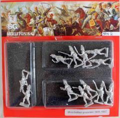 Prussian Musketeers 1805-1807 #2