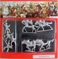 Prussian Dragoons 1805-1807 w/Command