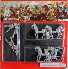 Prussian Dragoons 1805-1808