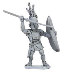 Roman Hastatus or Princeps w/Pilum - Attacking