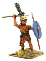 Roman Veles w/Javelin and Shield