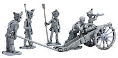 Artillery & Crew 1812