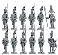 Musketeers 1805-1807