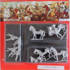 Papal State Dragoons in Half Step