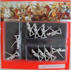 Line Infantry 1805-1813