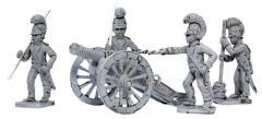 Artillery & Crew 1805-1813