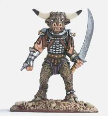 Minotaur Champion of Chaos