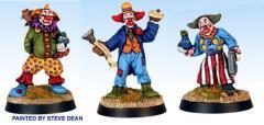 Bozo's Clowns